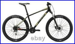 2020 Giant Talon 3 Hardtail Mountain Bike in Black