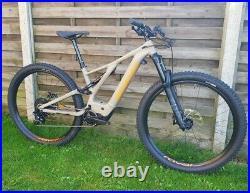 2020 Specialized Levo Fsr Comp 29er Electric Mountain Bike E-bike Medium