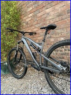 2021 Boardman MTR 8.6 Medium Full Suspension Mountain Bike