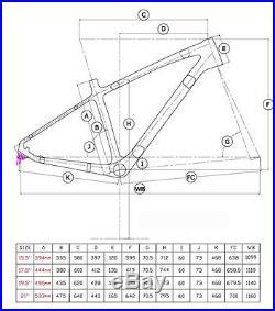 26er Carbon Fat Bike Full bicycle Snow Frame Fork Wheelset UD Matt Shimano