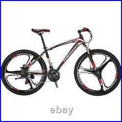 27.5 mountain Bike Shimano 21 Speed Mens Bicycle Daul Disc Brakes MTB L