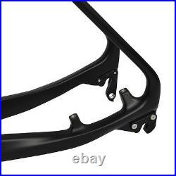 29er 19.5 BSA Full Carbon MTB Frame 135mm Quick Release Mountain Bike UD Matt