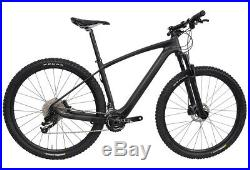 29er 21 Carbon Bicycle 22s Complete Mountain Bike Wheels MTB Suspension Fork XL