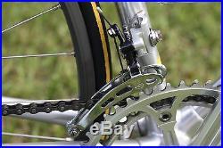 ALAN Da Vinci Aluminum Road Bike Campagnolo Gears Mint Condition Original Owner