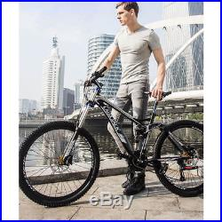 Adult Mountain Bike Cycling 27 Speed 26/700CC Oil Disc Brake Aluminium Alloy