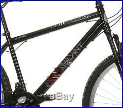 Apollo Slant Mens Mountain Bike MTB Bicycle V Brake 18 Gear Light Steel Frame