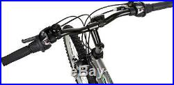Apollo Slant Mens Mountain Bike V Brake Bicycle 18 Gear Steel Frame 26 Wheel
