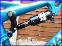 BOARDMAN Pro FS Full Suspension L Frame Mountain Bike Sram Guide Gx RockShox