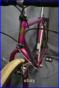 Bianchi Project 1 1995 Touring Road Bike Medium 54cm Canti Butted Steel Charity