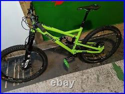 Bird Aeris MK1 full suspension mountain bike medium frame 27.5 wheels