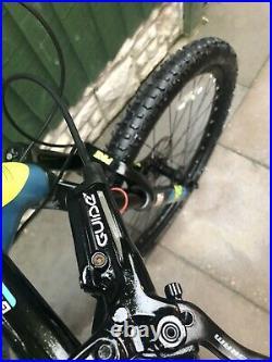 Boardman FS Pro 19 Large Full Suspension Mountain Bike 2017 Downhill MTB