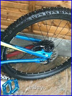 Boardman Full Suspension Pro Mountain Bike 27.5 18 Frame With Upgrades