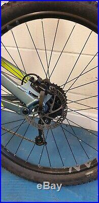 Boardman Large Full Suspension Mountain Bike MTR 8.6 Mens 27.5 Wheels XC