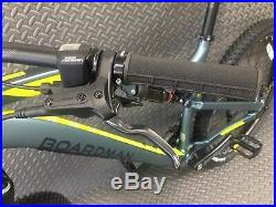 Boardman MTR 8.6 Mens Large Full Suspension Mountain Bike
