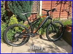 Boardman MTR 8.8 Mountain Bike, Rock Shox Reverb, Trail Kings, Tubeless System