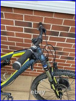 Boardman Mtr 8.6 Full Suspension Mountain Bike