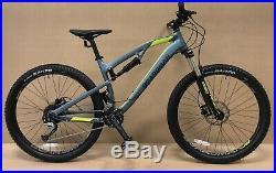 Boardman Mtr 8.6 Mens Medium Full Suspension Mountain Bike rrp1000