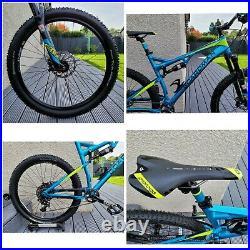 Boardman PRO 650b full suspension mountain bike 20 XL frame 27.5 wheels