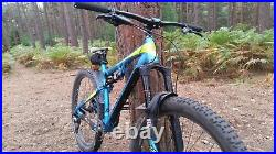 Boardman Pro Fs 18inch FULL SUSPENSION Mountain Bike. Great condition