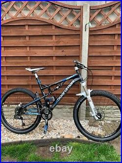 Boardman TXC 650b full suspension mountain bike Large