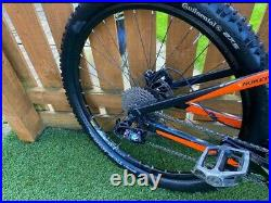 Boardman Team Downhill Mountain Bike Full Suspension Large- Mens