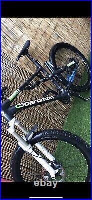 Boardman full suspension mountain bike