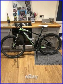 Boardman pro 29er mountain bike medium frame