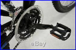 Boss Stealth 26 Inch Full Suspension Mountain Bike Male Teenager to Adult- MV