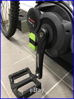 CUBE Stereo 120 ebike electric Bosch mountain bike 29 wheels size 20 frame