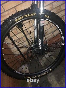 Calibre Bossnut 19.5 Large Frame 27.5 Full Suspension Mountain Bike MTB
