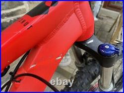 Calibre Bossnut Evo (Medium) £500 of upgrades + more