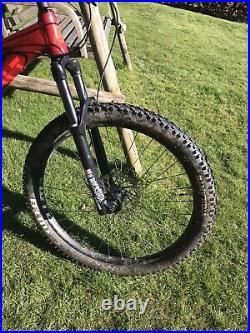 Calibre Bossnut Full Suspension Mountain Bike