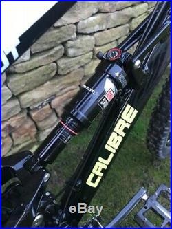Calibre Bossnut Full suspension mountain bike L