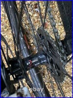 Cannondale Carbon Rush 4 Full Suspension Mountain Bike