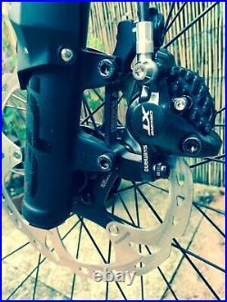 Cannondale F29 mountain bike medium, Lefty