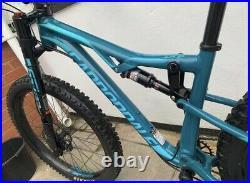 Cannondale Habit 1 2017 Lefty Full Suspension Mens Mountain Bike