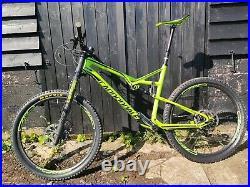 Cannondale Habit 1 Carbon 2016Full Suspension Mountain Bike, Size XL