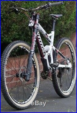 Cannondale Jekyll Carbon 2 Lefty Enduro Mountain Bike 27.5 medium