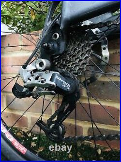 Cannondale Moto Carbon 3 Full Suspension Mountain Bike Small