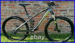 Canyon Nerve AL Full Suspension Mountain Bike (M)