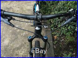 Canyon Nerve Al+ 2014 Full Suspension Mountain Bike 26 Medium, 150 mm suspension