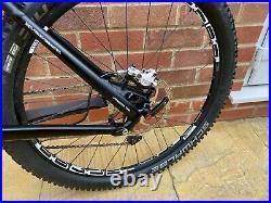 Canyon Nerve XC F8 Full Suspension Mountain Bike MTB