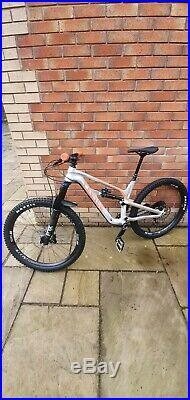Canyon Spectral 6.0 AL 2019 Medium Immaculate Full Suspension Mountain Bike