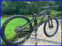 Canyon Spectral AL 9.9 Large 2016 Mountain Bike