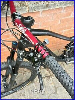 Canyon Spectral AL 9.9 Mountain Bike 29er MTB Size XL RRP £2900 Giant YT