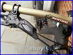 Canyon Spectral CF9 TOP SPEC XX1 + CARBON Wheels UPGRADED Enduro Mountain Bike