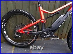 Canyon Spectral ON 6.0 Ebike Enduro Mountain Bike like Specialized Levo + Kenevo