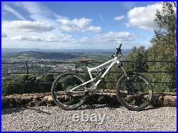 Canyon Torque Full Suspension Mountain Bike