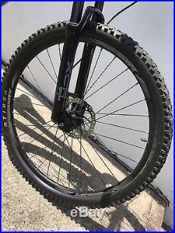 Carrera KC Kraken Mountain Bike 18 Forks Suspension Remote Lockout Hydraulic