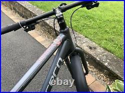 Carrera Subway 1 Mens Womens Hybrid Mountain Bike 2021 Small 16 Inch Frame